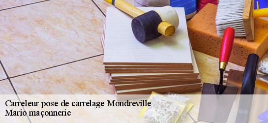 Carreleur pose de carrelage  78980